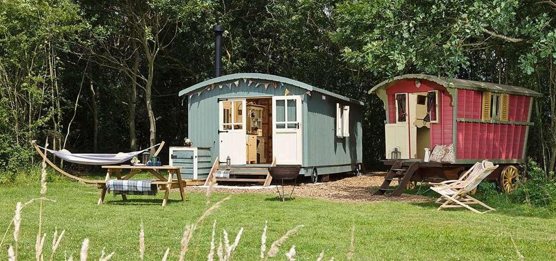 WTS - Secret Meadows - Yurts
