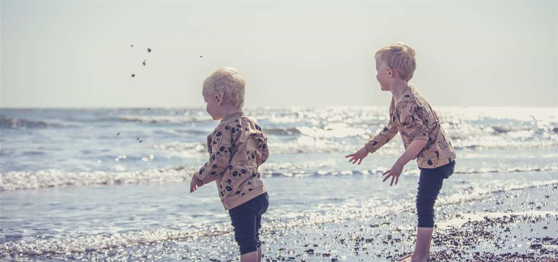 TTDA - Shingle Street - children in sea (c) Emily Fae Photography