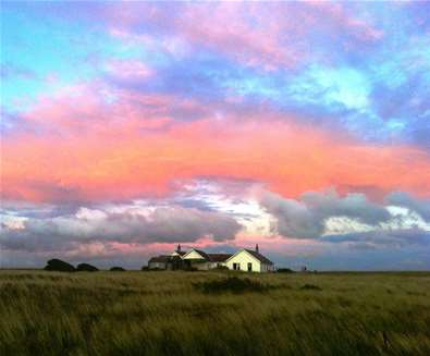 Towns & Villages - Shingle Street - (c) Annie Willey