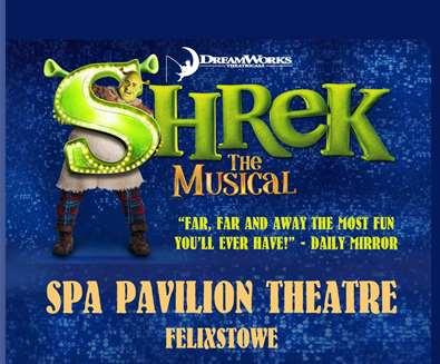 Shrek :The Musical at..