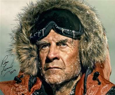 Sir Ranulph Fiennes: Living..