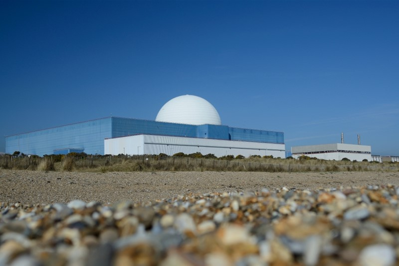 Sizewell B Nuclear Power Station