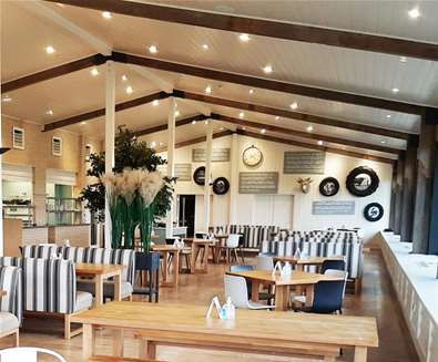 Cookhouse Restaurant at Suffolk Food Hall