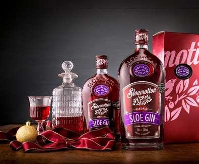Sloemotion Hedgerow Gin Tasting at Snape Maltings