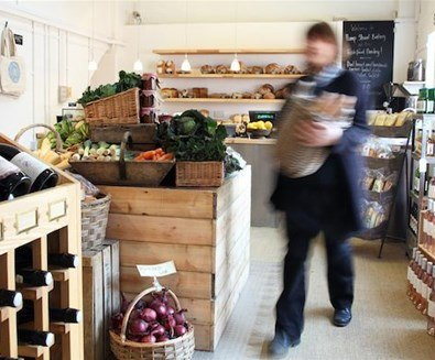 The Fresh Food Pantry At Snape Maltings
