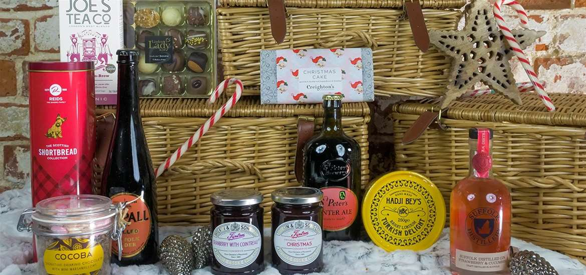 Snape Maltings Hamper