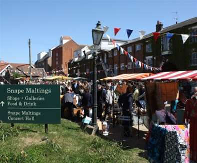 Snape Maltings Vintage & Makers Market