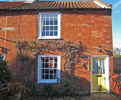 WTS - Solely Southwold - Cottage