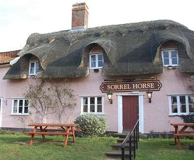 The Sorrel Horse - Shottisham on the Suffolk Coast
