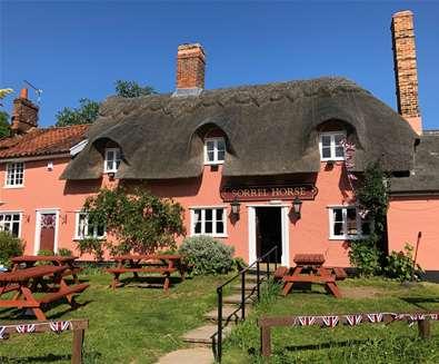 Sorrel Horse Pub