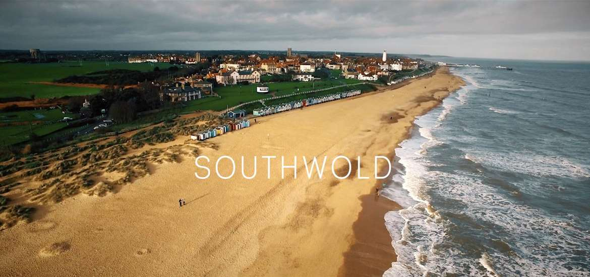 Southwold on the Suffolk Coast