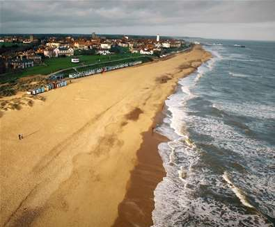 Southwold - Aerial View