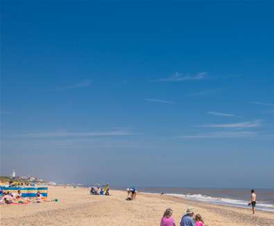 TTDA - Southwold Beach - Emily Fae Photography