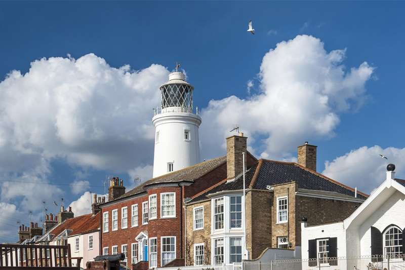 Towns & Villages - Southwold - Lighthouse