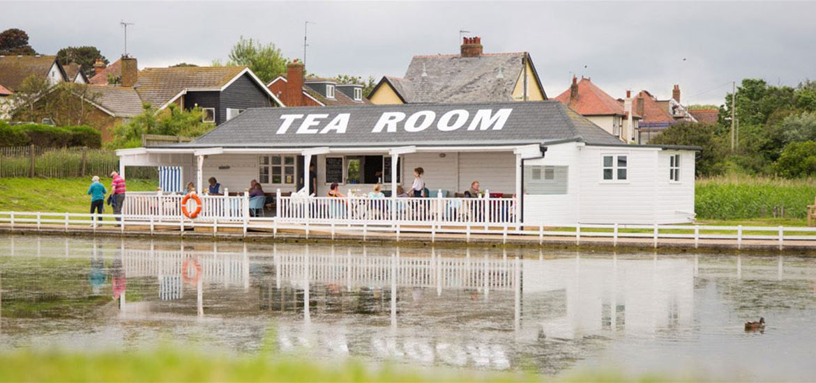 Southwold Boating Lake and Tea Room