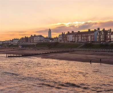 Southwold in winter - (C) Gill Moon Photography