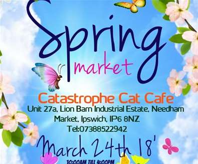 Spring Market at Catastrophe..