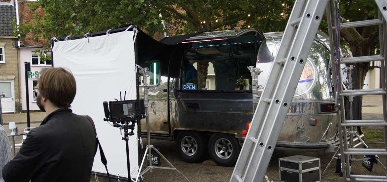 TTDA - Screen Suffolk - Wickham Market shoot