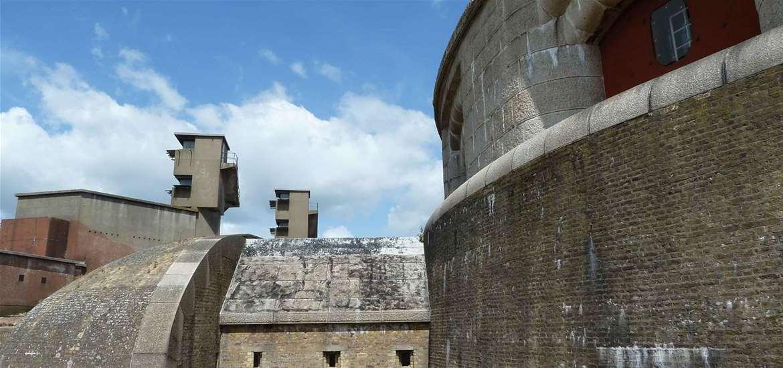 TTDA - Visit Felixstowe - Landguard Fort