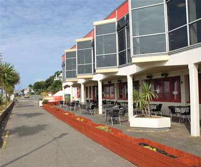 Felixstowe Spa - The Lounge  & The Terrace