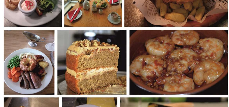 FD - Felixstowe Spa The Lounge & The Terrace - Food