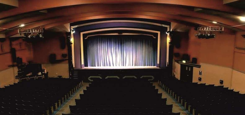TTDA - Felixstowe Spa Pavilion - The Auditorium