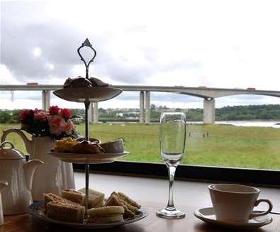 FD - Suffolk Food Hall - Afternoon tea