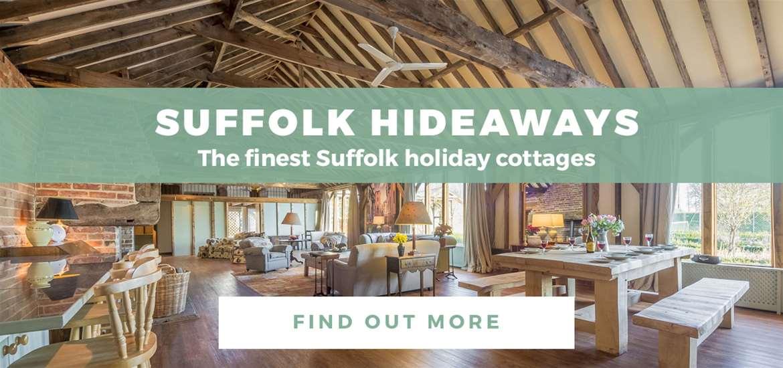 Banner Ad Suffolk Hideaways March 2019