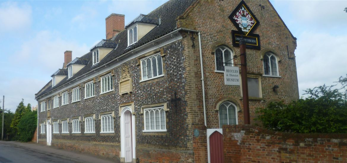 Suffolk Museums - Attractions - Beccles Museum