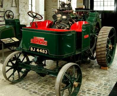 TTDA - Long Shop Museum - Suffolk Punch
