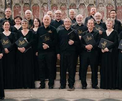 Autumn Interlude with Suffolk Singers
