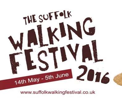 Roundup of The Suffolk Walking Festival 2016