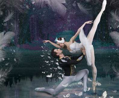 Russian National Ballet presents..