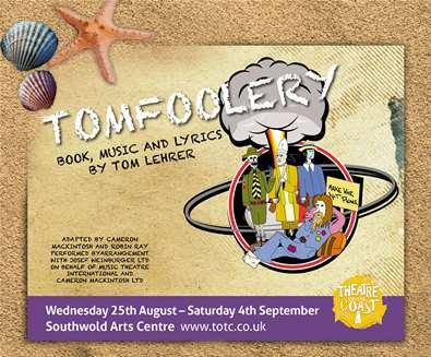 Theatre on the Coast - Tomfoolery