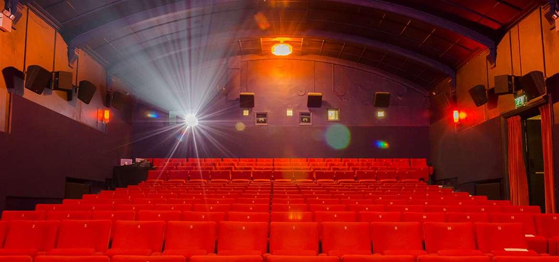 TTDA - Aldeburgh Cinema - Auditorium