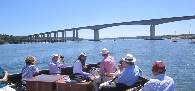 TTDA - Allen Gardiner - Orwell Bridge