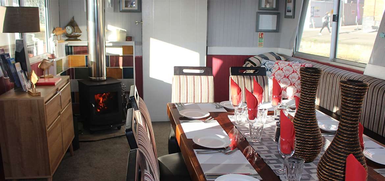 TTDA - Allen Gardiner - Dining  Room