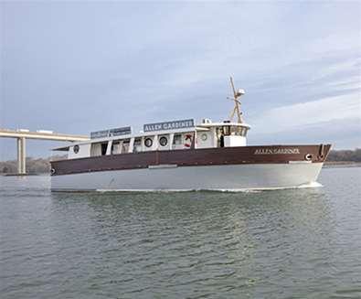 Allen Gardiner River Cruise..