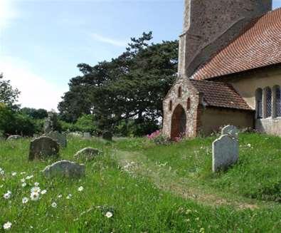 TTDA - Angels & Pinnnacles - Ramsholt Church