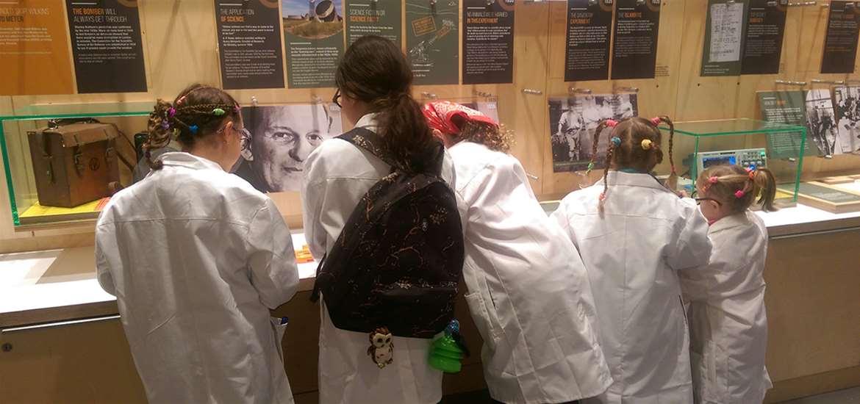 TTDA - Bawdsey Radar Museum - Students