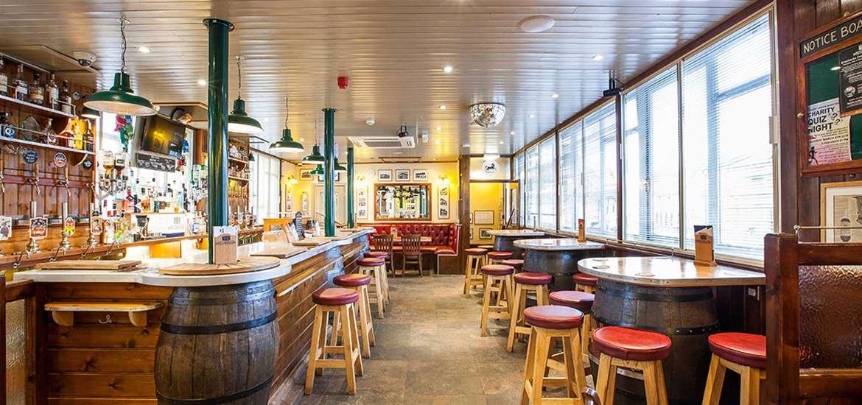 TTDA - Briarbank Brewery & Bar - Main Bar