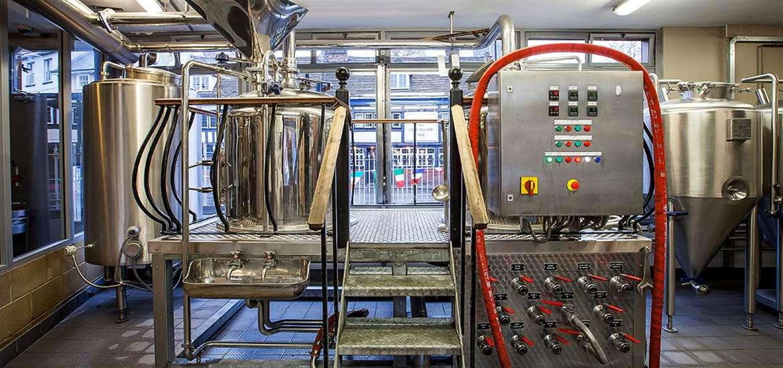 TTDA - Briarbank Brewery & Bar - Brewery