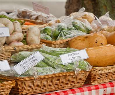 TTDA - East Suffolk Markets - Fruit and Veg
