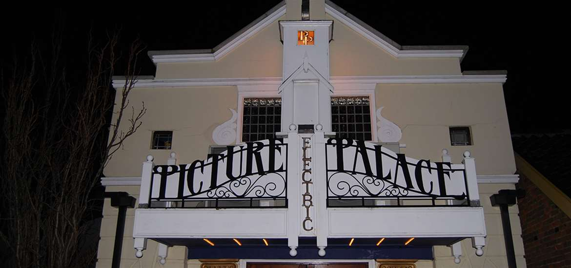TTDA - Electric Picture Palace - Exterior