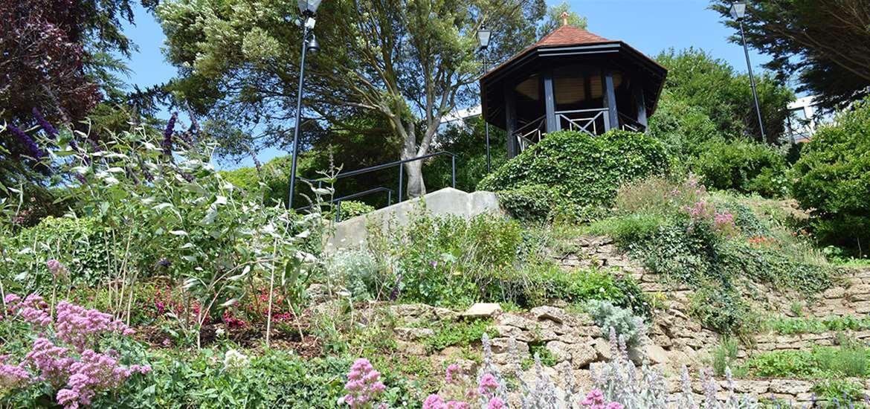 TTDA - Felixstowe Seafront Gardens - Summer House