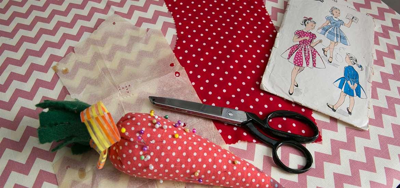 TTDA - Felixstowe Sewing School - Puffed Sleeve