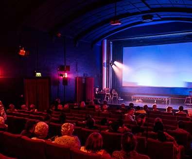 TTDA - Hightide Festival - Aldeburgh Jubilee Hall