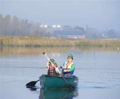 TTDA - Iken Canoe - Boat
