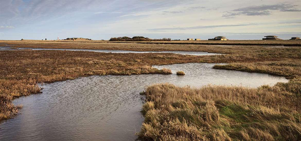 TTDA - National Trust Orford Ness