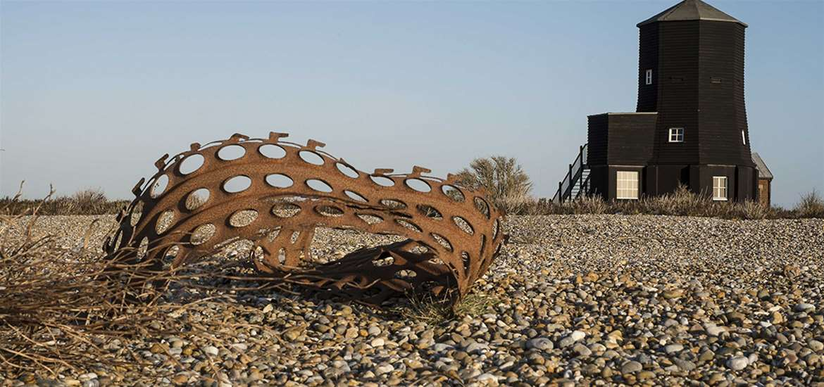 TTDA - National Trust Orford Ness - Shingle